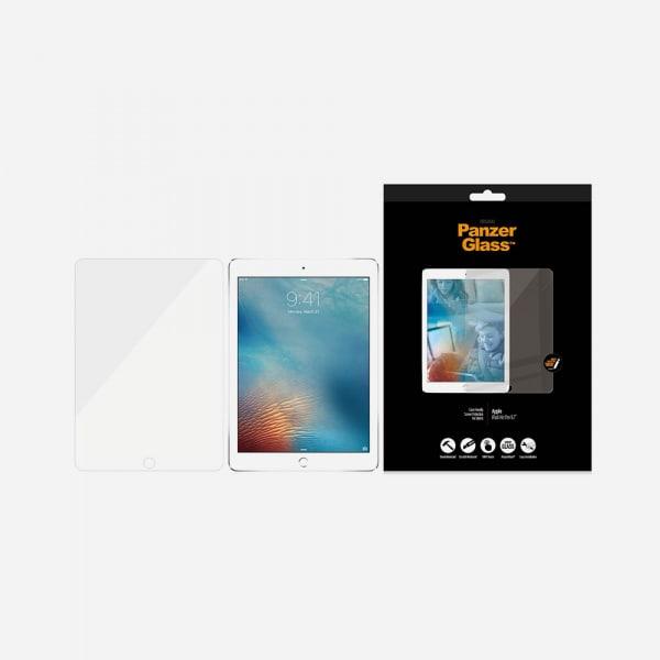 PANZERGLASS for iPad 5th/6th Gen (2017-2018) / iPad Pro 9.7 (2016) / iPad Air 2 (2014) - Clear 2