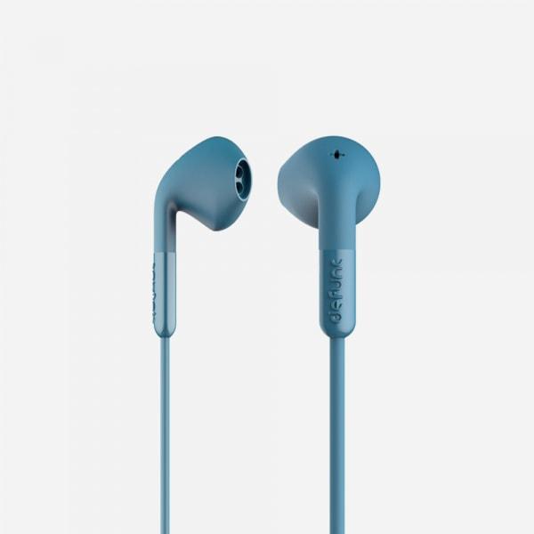 DEFUNC Bluetooth Wireless Earphones w/ Mic & Remote - Blue 1
