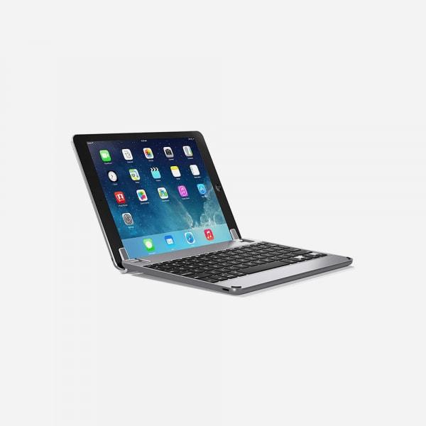BRYDGE 9.7 for iPad (5th Gen), iPad Air (1st, 2nd Gen), iPad Pro 9.7 - Gray 0