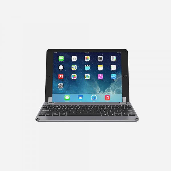 BRYDGE 9.7 for iPad (5th Gen), iPad Air (1st, 2nd Gen), iPad Pro 9.7 - Gray 1