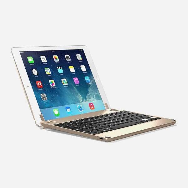 BRYDGE 9.7 for iPad (5th Gen), iPad Air (1st, 2nd Gen), iPad Pro 9.7 - Gold 0