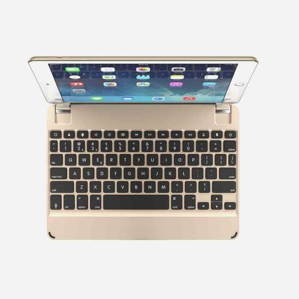 BRYDGE 9.7 for iPad (5th Gen), iPad Air (1st, 2nd Gen), iPad Pro 9.7 - Gold 2