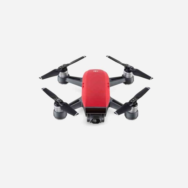 DJI Spark Fly More Combo - Lava Red 0