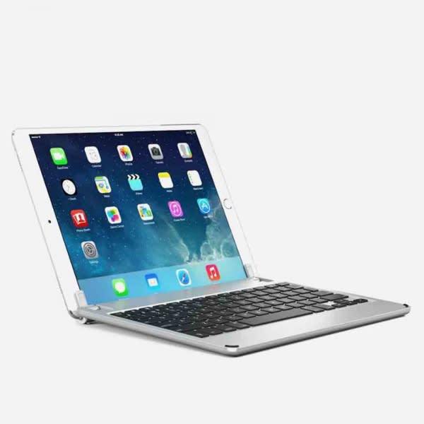 BRYDGE 10.5 for iPad Pro 11 (2nd Gen) - Silver 0