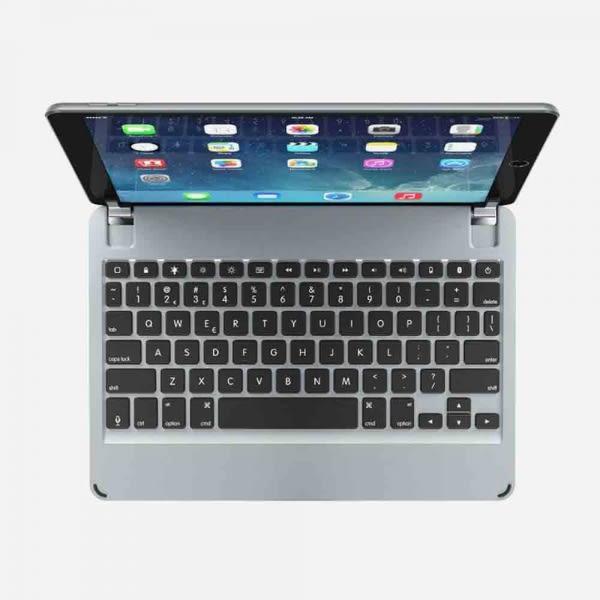 BRYDGE 10.5 for iPad Pro 11 (2nd Gen) - Silver 1