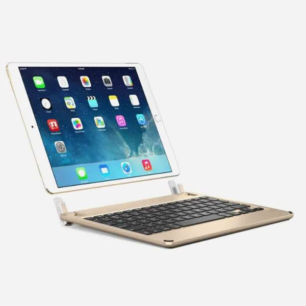 BRYDGE 10.5 for iPad Pro 11 (2nd Gen) - Gold 0