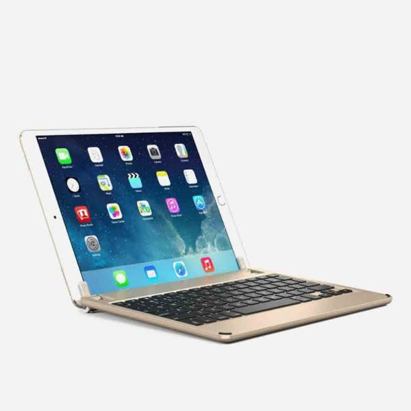 BRYDGE 10.5 for iPad Pro 11 (2nd Gen) - Gold 1