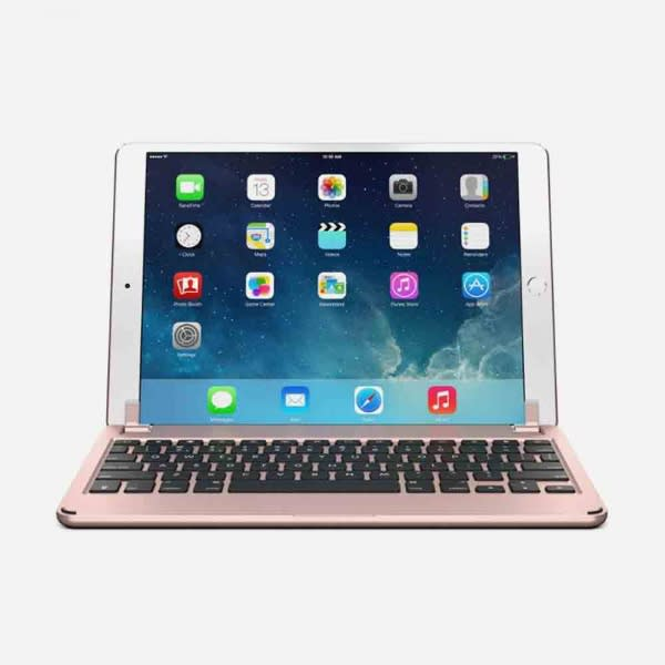 BRYDGE 10.5 for iPad Pro 11 (2nd Gen) - Rose Gold 1