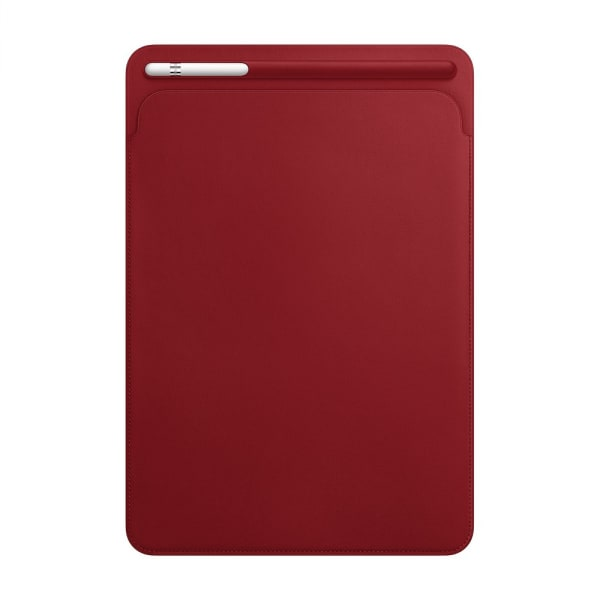 Leather Sleeve for 10.5_inch iPad Pro - (PRODUCT)RED 0