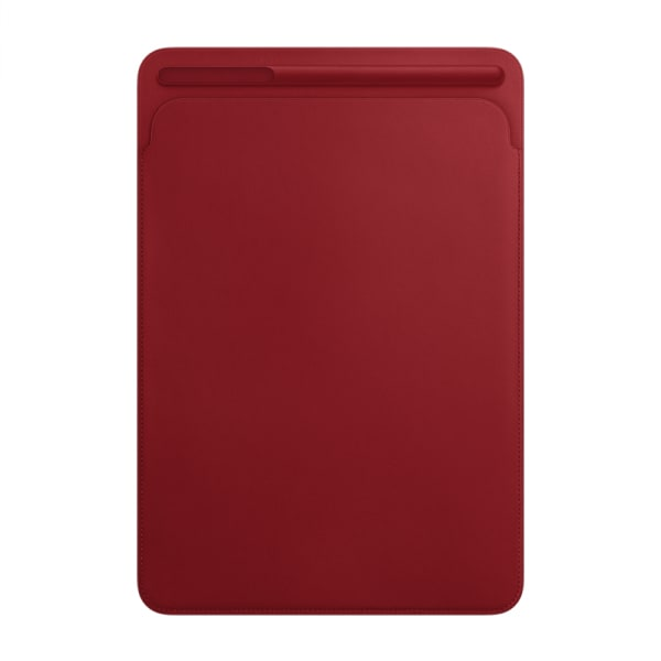 Leather Sleeve for 10.5_inch iPad Pro - (PRODUCT)RED 1