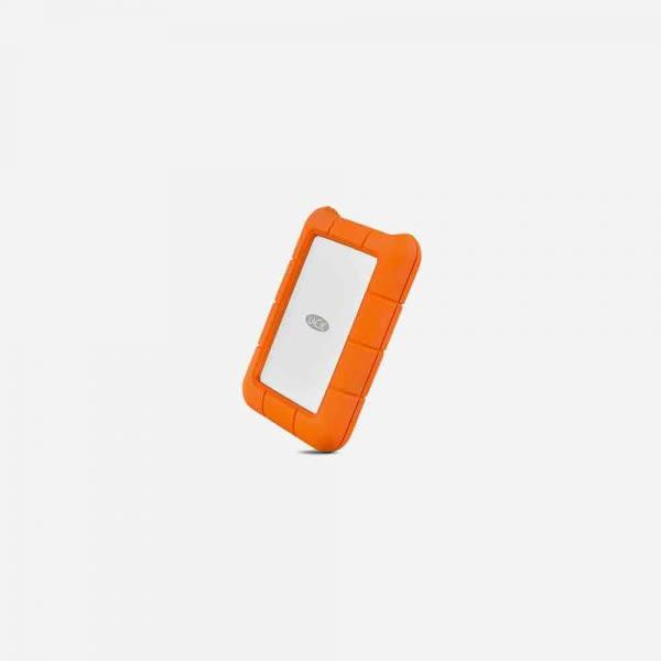LACIE Rugged Mini USB 3.1 Type C 2TB - Silver 1