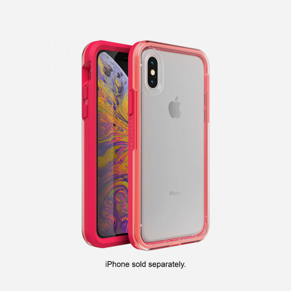 LIFEPROOF Slam for iPhone XS - Coral Sunset 1
