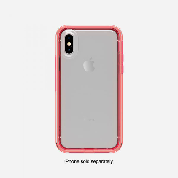LIFEPROOF Slam for iPhone XS - Coral Sunset 2