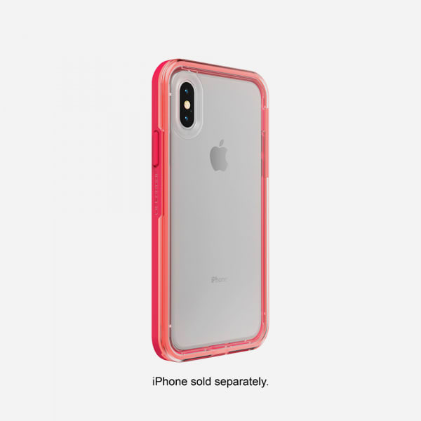 LIFEPROOF Slam for iPhone XS - Coral Sunset 4