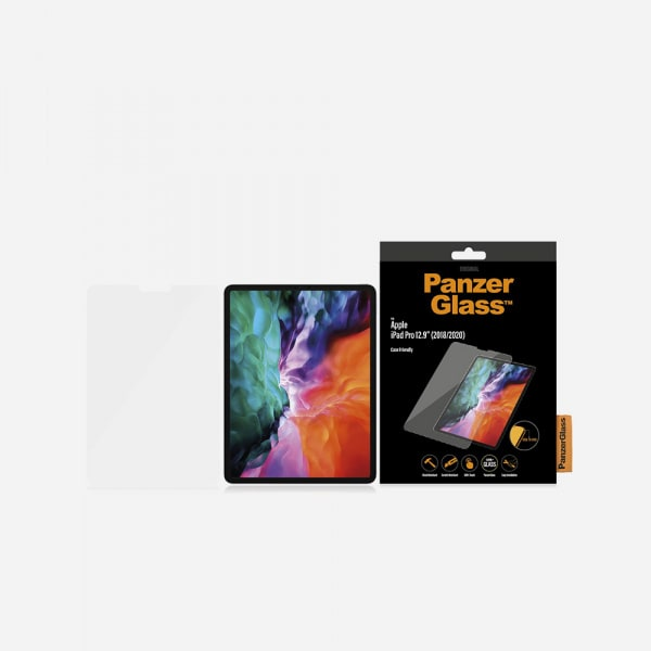 PANZERGLASS for iPad Pro 12.9 3rd-5th Gen (2018-2021) - Clear 2