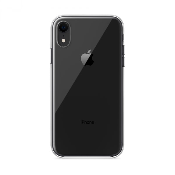 iPhone XR Clear Case 0