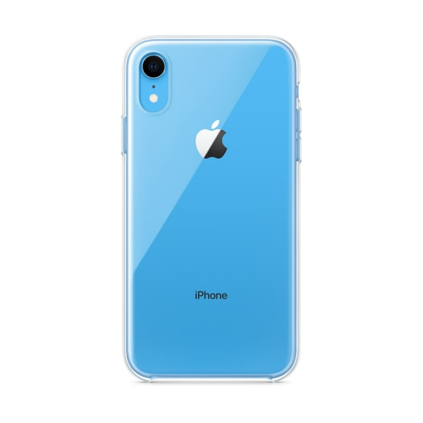 iPhone XR Clear Case 1