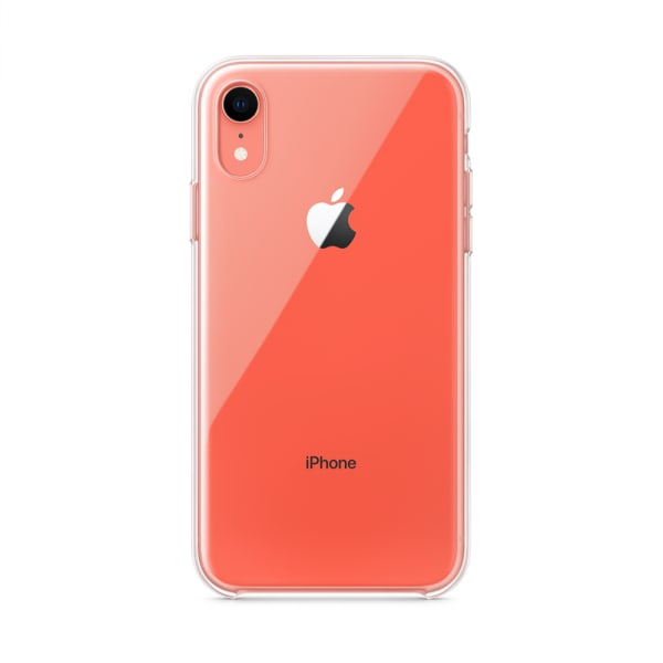 iPhone XR Clear Case 2