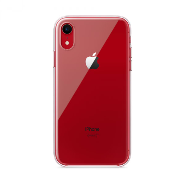 iPhone XR Clear Case 3