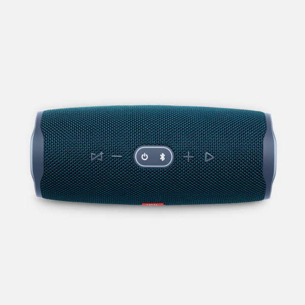 JBL Charge 4 Portable Bluetooth Speaker - Blue 2