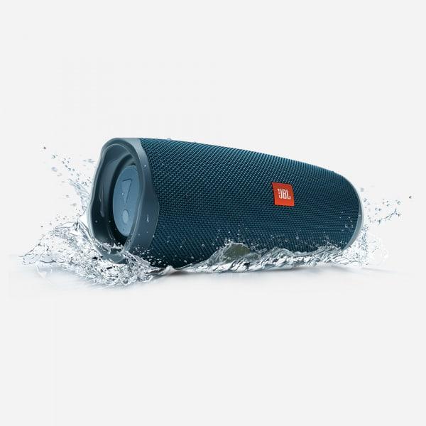 JBL Charge 4 Portable Bluetooth Speaker - Blue 3