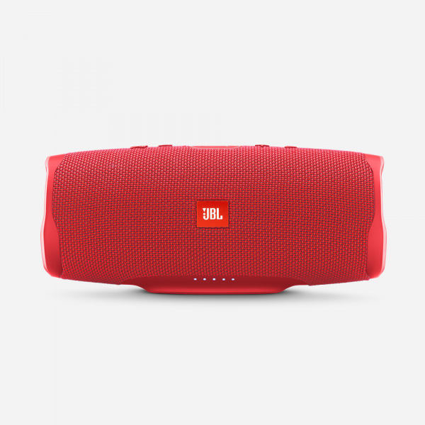 JBL Charge 4 Portable Bluetooth Speaker - Red 0