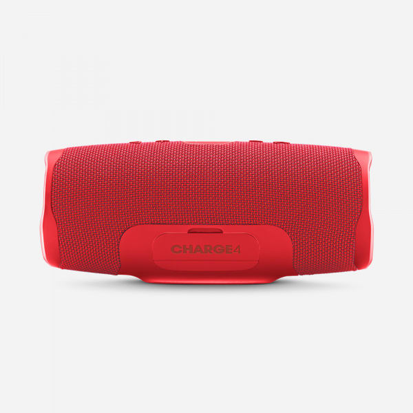 JBL Charge 4 Portable Bluetooth Speaker - Red 1