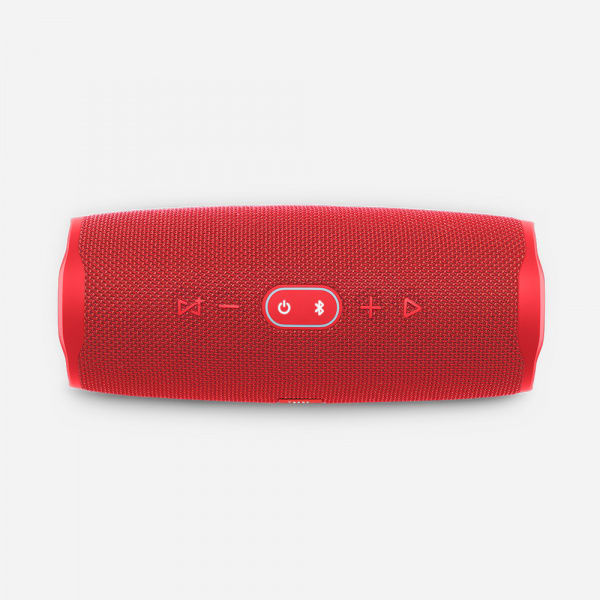 JBL Charge 4 Portable Bluetooth Speaker - Red 2