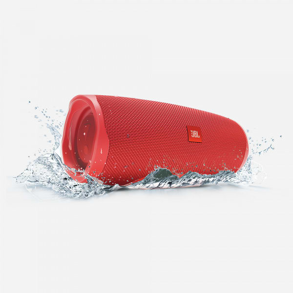 JBL Charge 4 Portable Bluetooth Speaker - Red 3