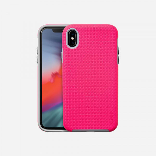 LAUT Shield Case for iPhone XS Max -Pink 0