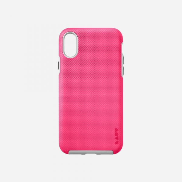 LAUT Shield Case for iPhone XS Max -Pink 3
