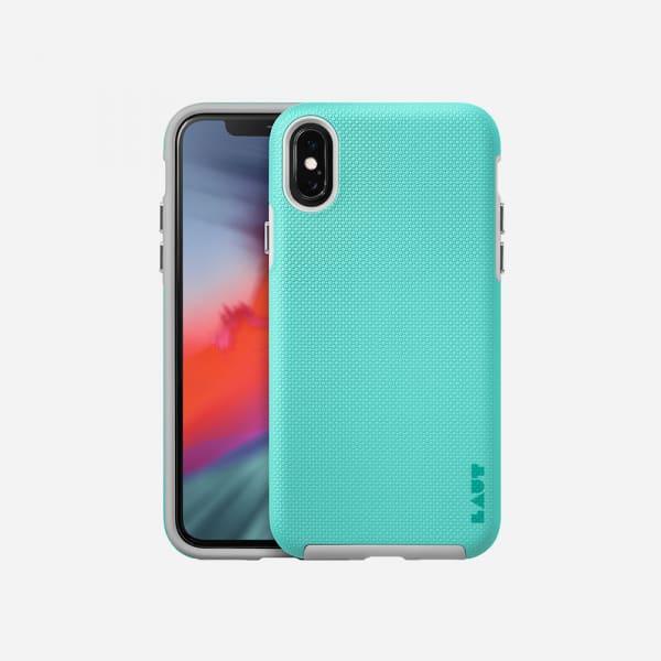 LAUT Shield Case for iPhone XS/X -Mint 0