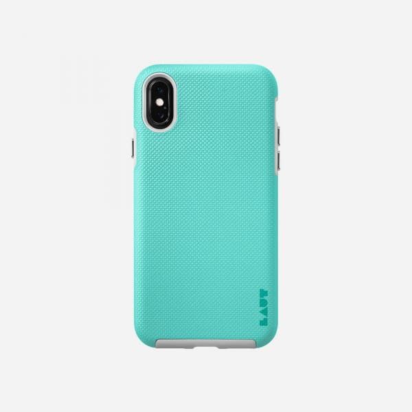 LAUT Shield Case for iPhone XS/X -Mint 1