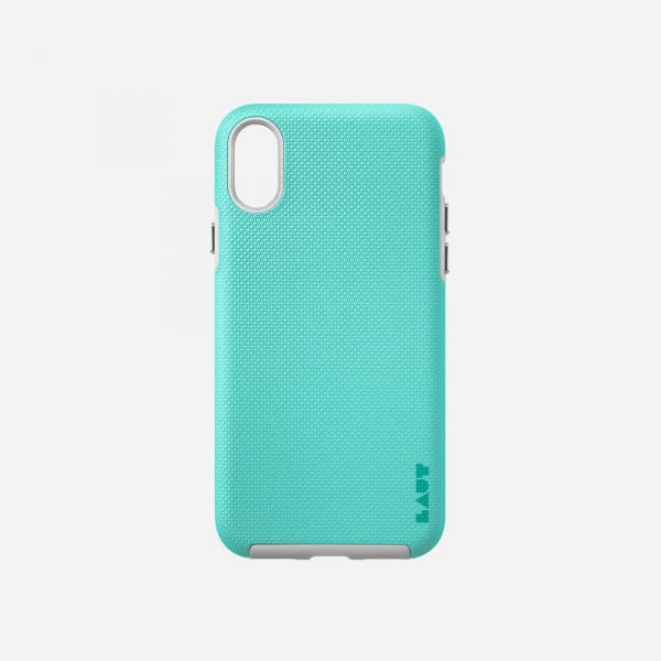 LAUT Shield Case for iPhone XS/X -Mint 3