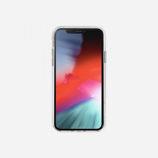 LAUT Liquid Glitter Case for iPhone XS Max - Confetti Pastel 2