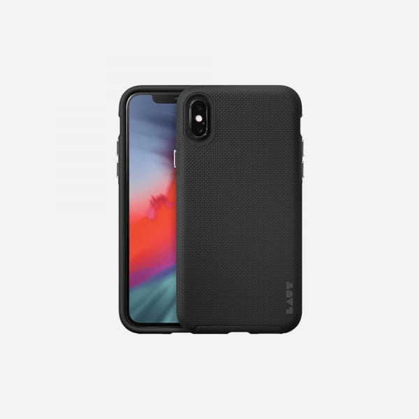 LAUT Shield Case for iPhone XS/X - Black 0
