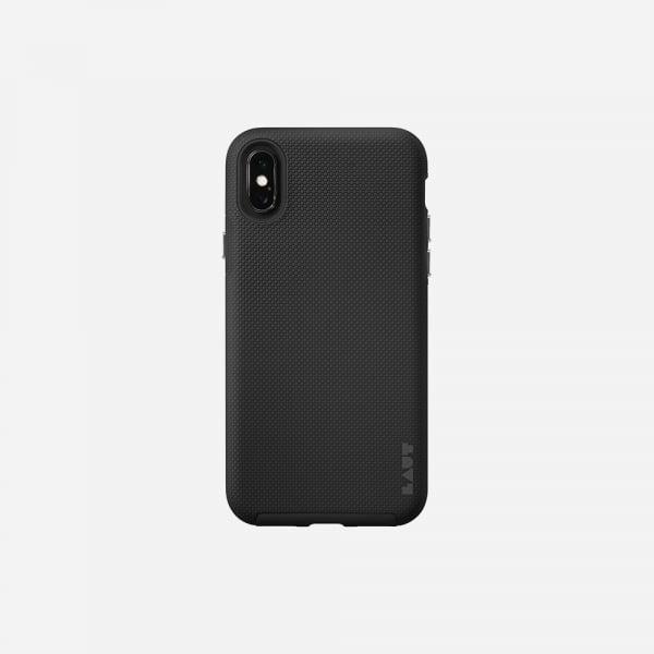 LAUT Shield Case for iPhone XS/X - Black 2
