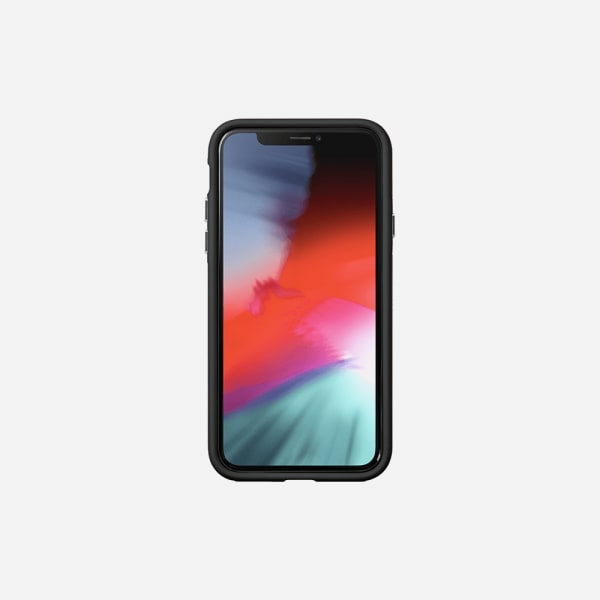 LAUT Shield Case for iPhone XS/X - Black 1