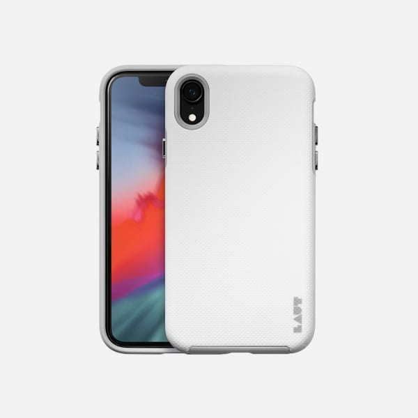 LAUT Shield Case for iPhone XR -White 0