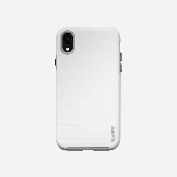 LAUT Shield Case for iPhone XR -White 1
