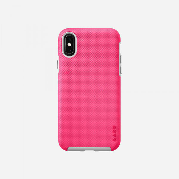 LAUT Shield Case for iPhone XS/X -Pink 1