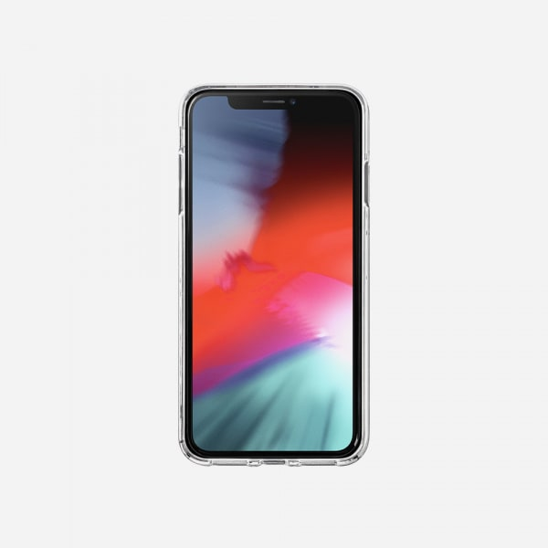 LAUT Liquid Glitter Case for iPhone XR - Glitter Floral 2