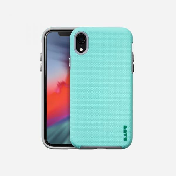 LAUT Shield Case for iPhone XR -Mint 0