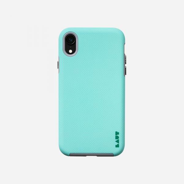 LAUT Shield Case for iPhone XR -Mint 1