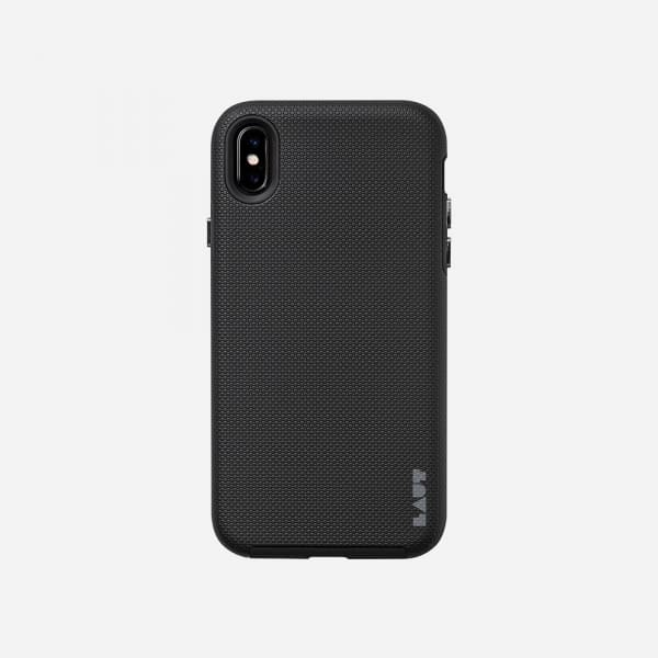 LAUT Shield Case for iPhone XS Max - Black 1
