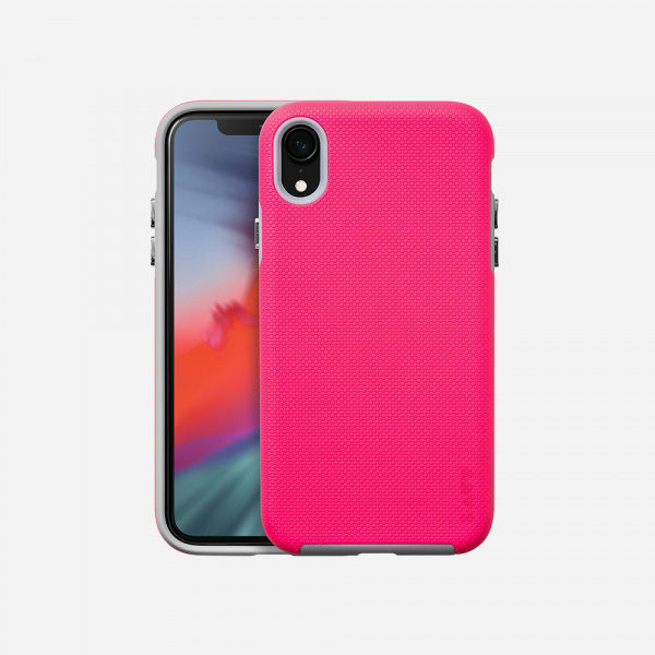 LAUT Shield Case for iPhone XR -Pink 0