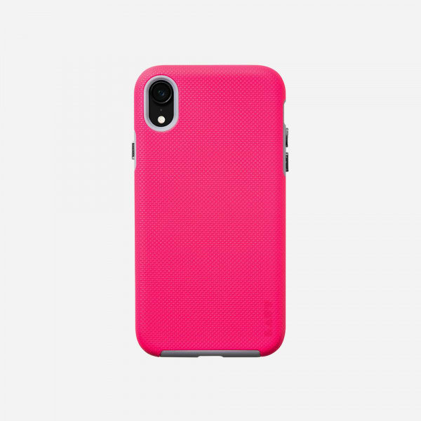 LAUT Shield Case for iPhone XR -Pink 1