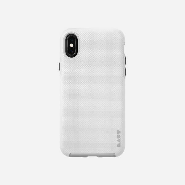 LAUT Shield Case for iPhone XS/X -White 1
