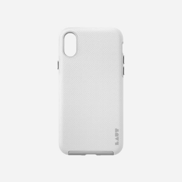 LAUT Shield Case for iPhone XS/X -White 3