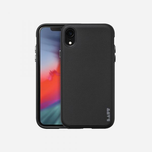 LAUT Shield Case for iPhone XR - Black 0